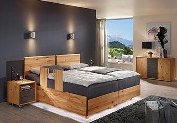 Kirchner - Ein Bett für viele Lebenslagen